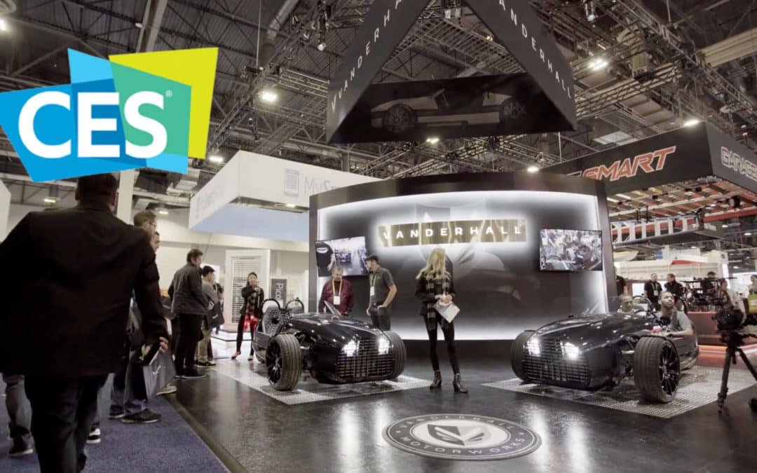 Hall Labs presents at CES 2018